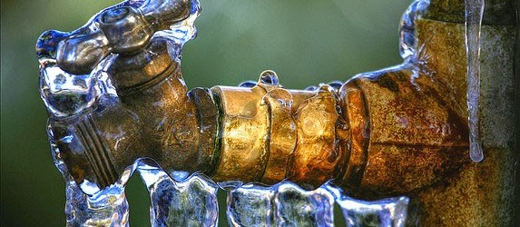 How to Fix Frozen Pipes